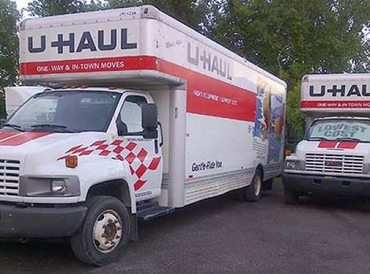 Uhaul Quote | U Haul In Trenton On Action Towing And Automotive
